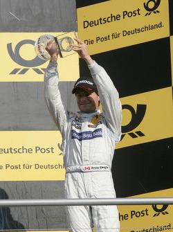 Championship Podium, 3rd Bruno Spengler, Team HWA AMG Mercedes, AMG Mercedes C-Klasse