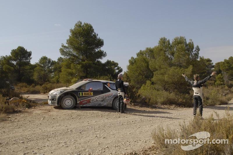 Ралі Іспанія-2011 - схід