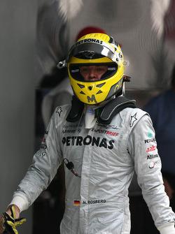 Nico Rosberg, Mercedes GP Petronas F1 Team