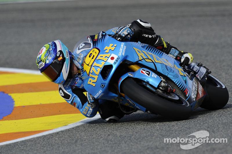 2011: Alvaro Bautista