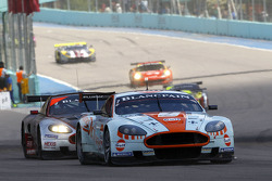 #7 Young Driver AMR Aston Martin DB9: Alex Muller, Tomas Enge