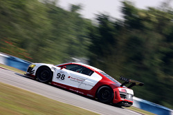 #98 Audi Sport C Racing China Audi R8 LMS: Edoardo Mortara, Darryl O'Young, Alexandre Imperatori