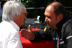 Bernie Ecclestone, Hispania Racing Team, Team Principal