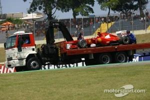 Car of Fernando Alonso, Scuderia Ferrari