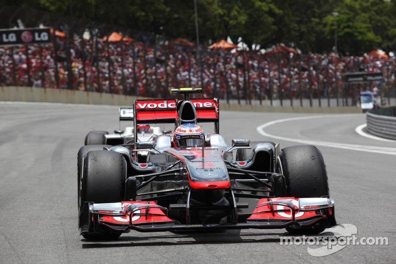 2011 - McLaren MP4-26: Vice-campeão Mundial, com 270 pontos