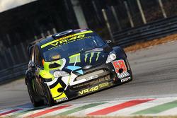 Valentino Rossi and Carlo Cassina