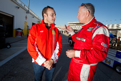 Jeff Segal en Doug Peterson