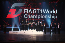 FIA-GT champions Lucas Luhr ve Michael Krumm