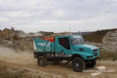 Team de Rooy Dakar presentation