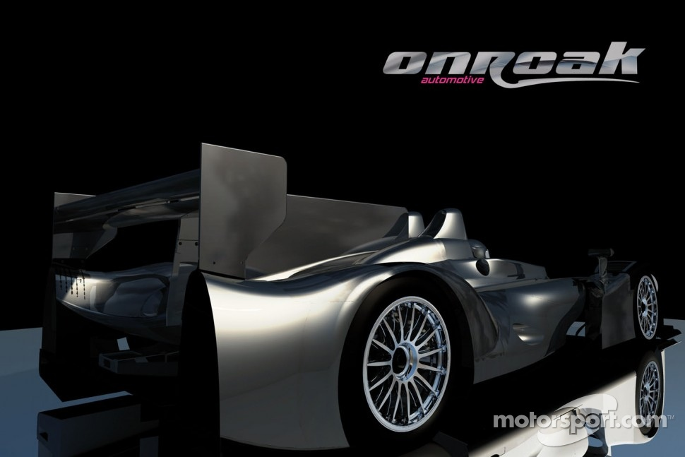 The 2012 Oak Pescarolo LMP2