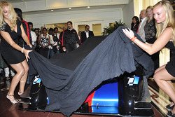 The unveiling of the Radical SR3