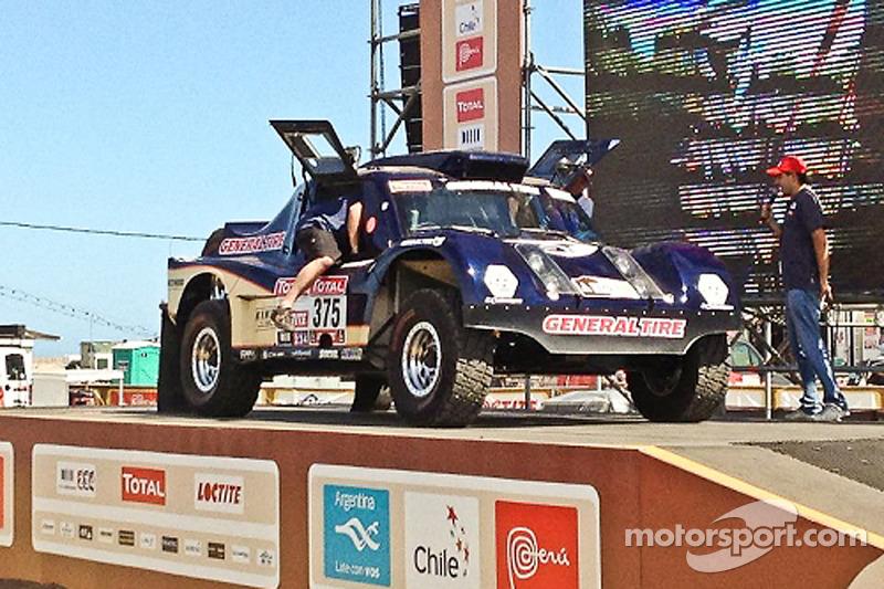 #375 Baja Automotive: Darren Skilton and Skyler Gambrell