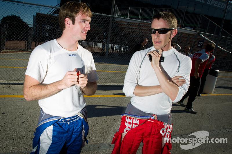 Jonathan Summerton en Brian Frisselle