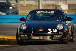 #38 BGB Motorsports Porsche 997: Jean-François Dumoulin, Stewart Tetreault