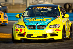 #99 Automatic Racing BMW M3 Coupe: Rob Ecklin Jr., Steve Phillips, David Russell