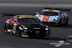 JRM Nissan GT-R GT3