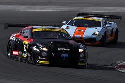 #32 JRM Nissan GT-R GT3: Michael Krumm, Alex Buncombe, Tom Kimber-Smith, Franck Mailleux