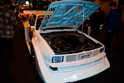 Audi Quattro V8 twin turbo, to be used for hillclimbs,sprints and fun