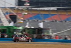 #195 RSR Motorsports Mini Cooper S: Craig Conway, Randy Smalley