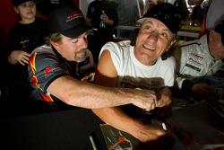 Carlos de Quesada and Brian Johnson