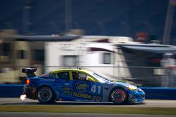 #41 Dempsey Racing Mazda RX-8: Ian James, Don Kitch Jr., Scott Maxwell, Dan Rogers