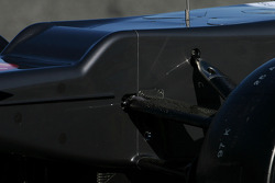 Technical detail front nose - Sauber C31 Ferrari Launch