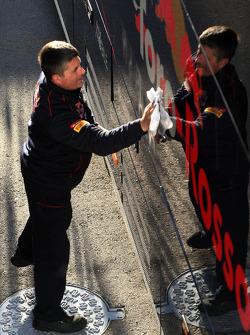 Mechaniker von Toro Rosso