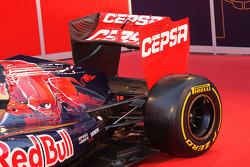 Toro Rosso STR7: Heckflügel