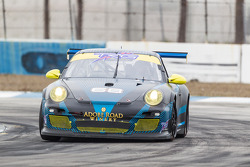 #68 TRG Porsche 911 GT3 Cup: Spencer Pumpelly, Michael Waltrip, Rob Kaufmann, Rui Aguas