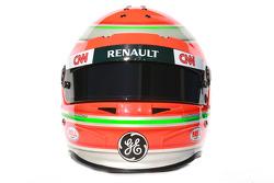 Jarno Trulli, Caterham F1 Team, kask