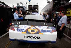 Car of Michael Waltrip, Michael Waltrip Racing Toyota
