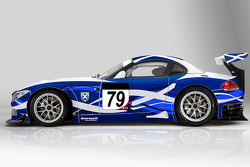 The Ecurie Ecosse BMW Z4 GT3