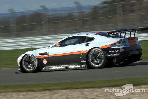 Aston Martin Racing announces season