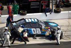 Pit stop for Casey Roderick, Randy Hill Racing Ford