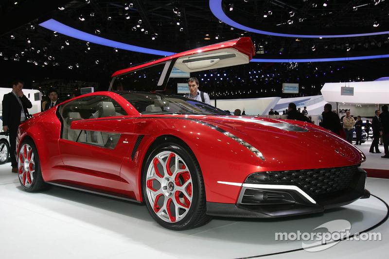 Italdesign Brivido At Geneva International Auto Show Automotive Photos