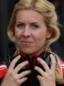 Maria De Villota, testrijder, Marussia F1 Team