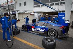 #17 Keihin Real Racing Honda HSV-010 GT