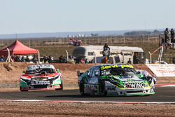 Diego De Carlo, JC Competicion Chevrolet, Juan Martin Bruno, UR Racing Dodge