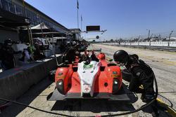 #8 Starworks Motorsports ORECA FLM09: Джеймс Дайсон