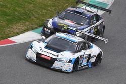 #34 Car Collection Motorsport, Audi R8 LMS: Johannes Dr. Kirchhoff, Gustav Edelhoff, Elmar Grimm, Ingo Vogler