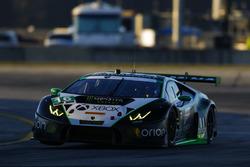 №16 Change Racing Lamborghini Huracan GT3: Кори Льюис, Йерун Мюл, Бретт Сандберг