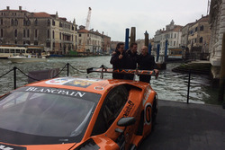 Presentazione Lamborghini Huracan GT3 Orange1 Racing