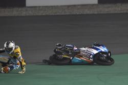 Crash, Philipp Ottl, Schedl GP Racing