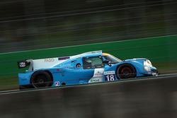 #18 M.Racing - YMR, Ligier JS P3 - Nissan: Alexandre Cougnaud, Antoine Jung, Romano Ricci, Laurent Millara