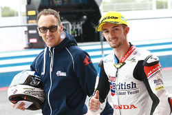 Pole: John McPhee, British Talent Team, Jeremy McWilliams, British Talent Team Takım Patronu