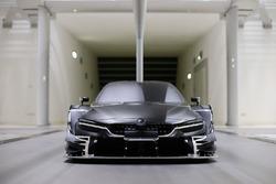 Тесты BMW M4 DTM в аэродинамической трубе