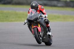Honda Racing testi