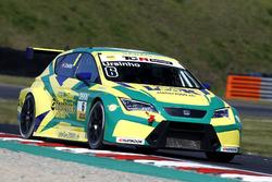 Urs Sonderegger, Wolf-Power Racing, Seat Leon TCR