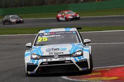 Эдуард Мондрон, Delahaye Racing, Volkswagen Golf GTI TCR