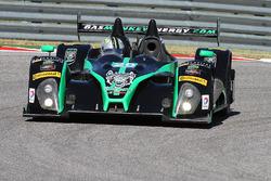 #20 BAR1 Motorsports ORECA FLM09: Don Yount, Buddy Rice